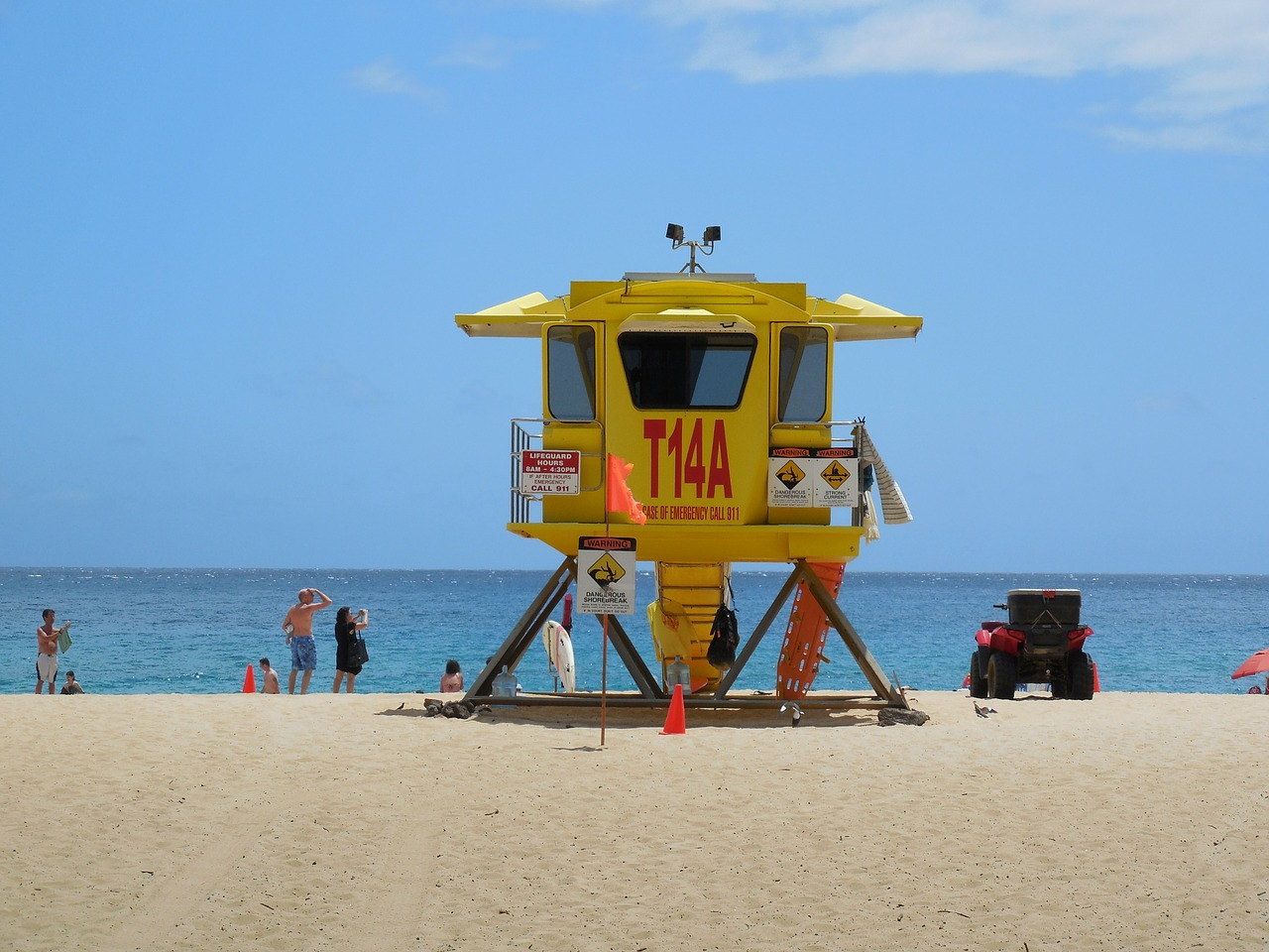Ask The Mayor: How Can I Become a Kīhei Lifeguard?