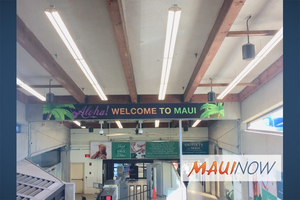 "Maui Now: Report: Kahului Airport Ranked ""Dead Last"" in US for Traveler Satisfaction"