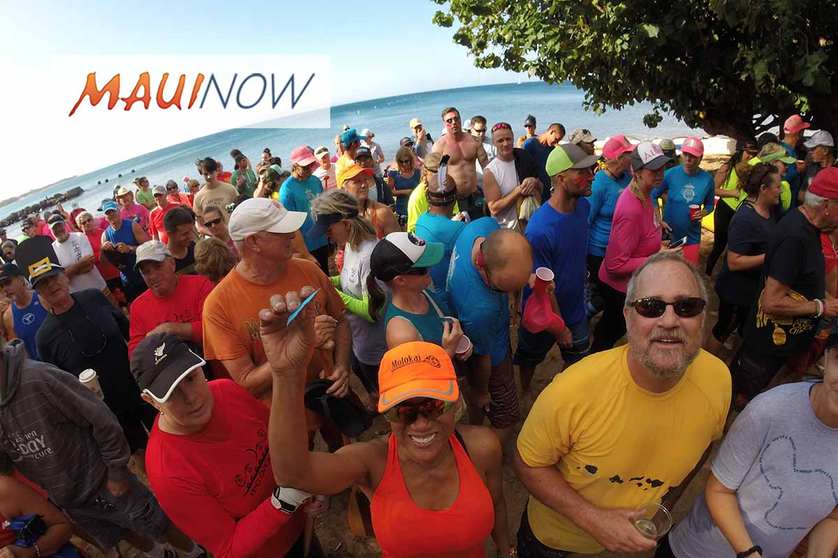 Registration Open for Maui's 18th Annual Paddle For Hunger