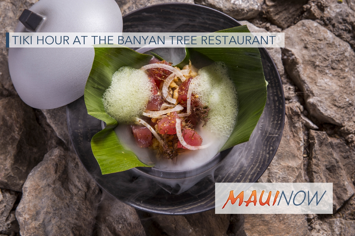 The Banyan Tree on Maui Added to AAA Four Diamond list