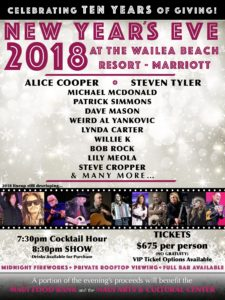 Maui Now Maui S Biggest New Year S Eve Party With The Stars
