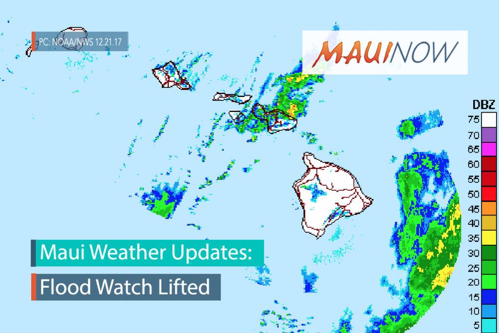 Maui Weather Map Maui Now : Maui Weather/Road Updates: Flood Watch Lifted