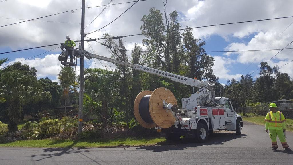 Huelo, Maui Gets Fiber Broadband: Part of Hawaiian Telcom ...