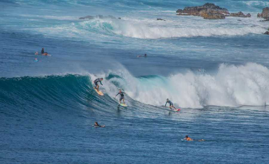 May 21, 2018 Surf Forecast
