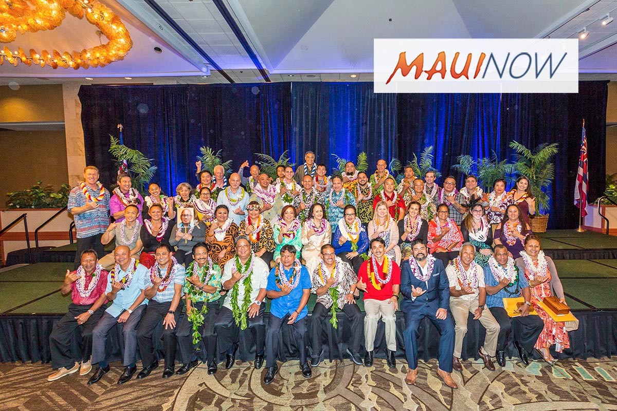 Maui Finalists Make Big Wins at HLTA's Na Po'e Pa'ahana Awards