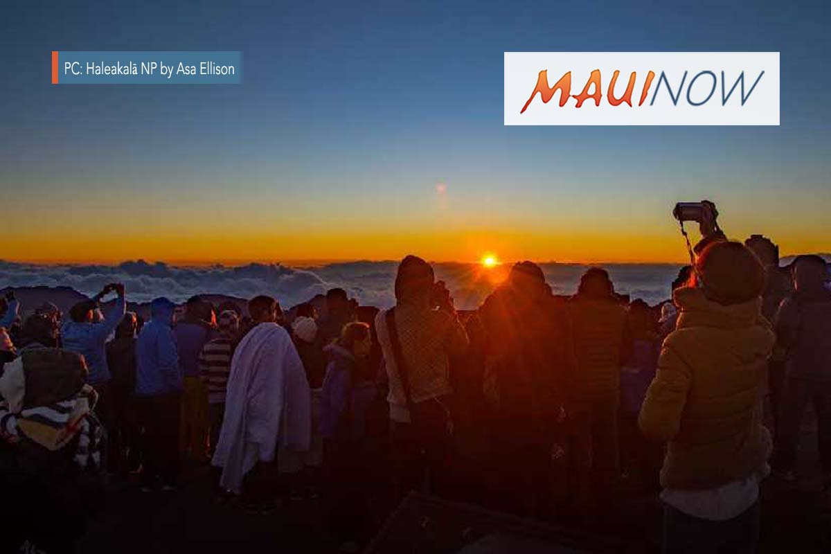 Government Shutdown Ends: Haleakalā National Park is Open for Sunrise