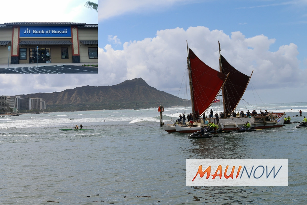 BOH Employees Raise Over $11K for Polynesian Voyaging Society