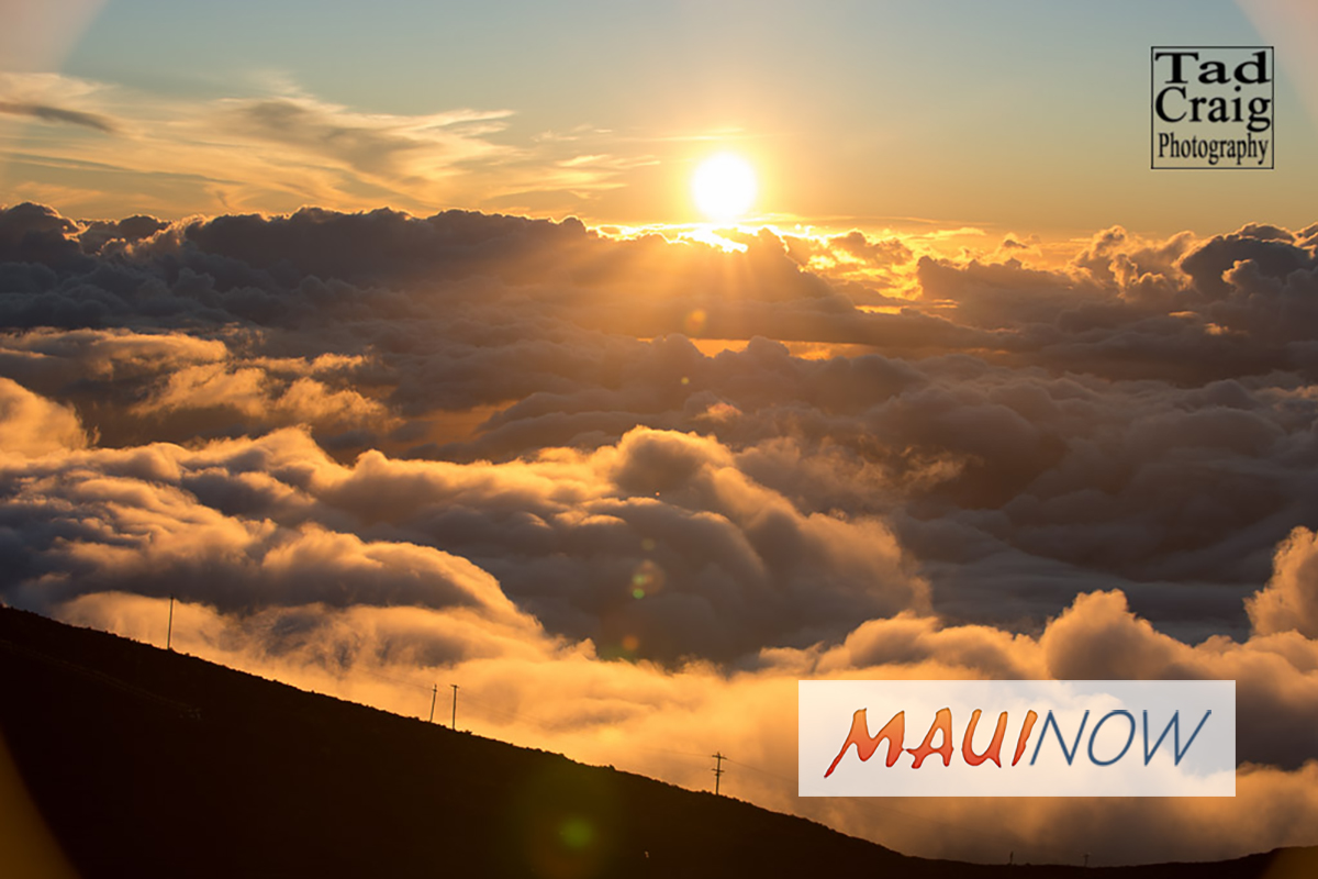 Haleakalā NP to Close Tuesday Afternoon