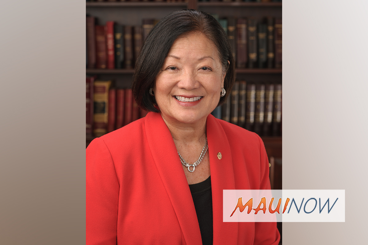 Hirono Introduces Legislation to Address Health Disparities
