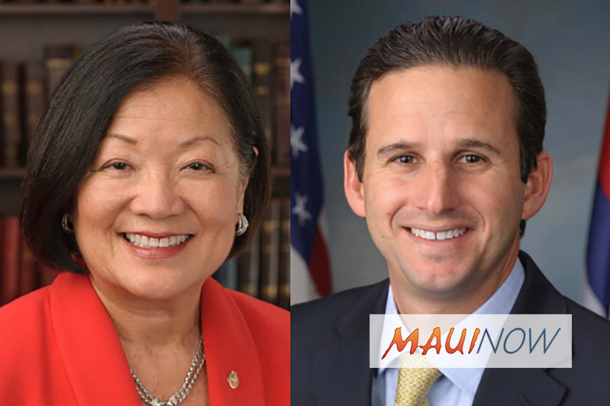 Senators from Hawai'i Encouraged by FDA Emergency Use Authorization of Pfizer/BioNTech COVID-19 Vaccine