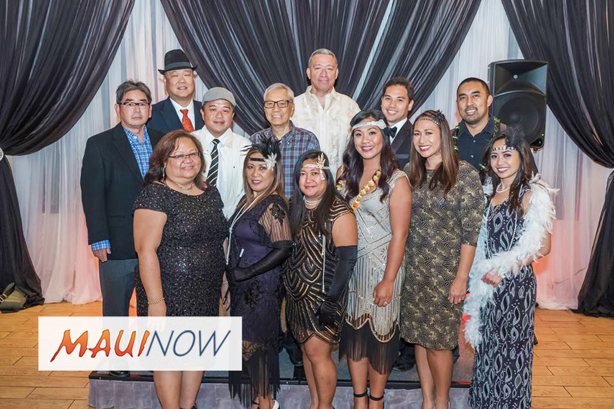 Maui Filipino Chamber of Commerce 2019 Board Installation