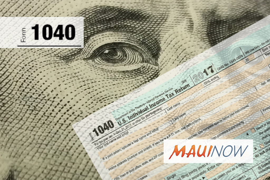 Maui Now : IRS Provides Tips for Last-Minute Filers
