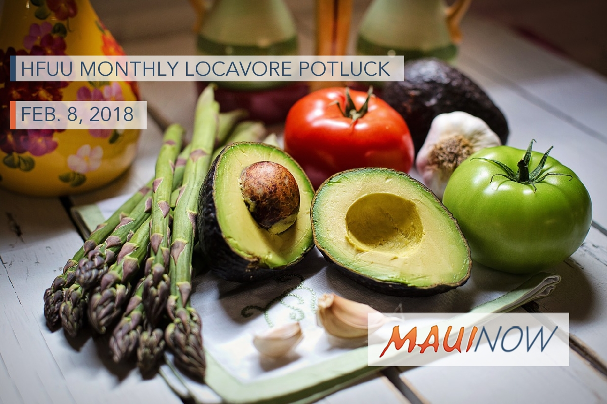HFUU Potluck to Feature Sunny Savage and Cheryl King