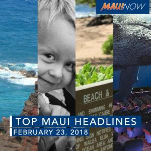 Top Maui Headlines with Kiaora Bohlool