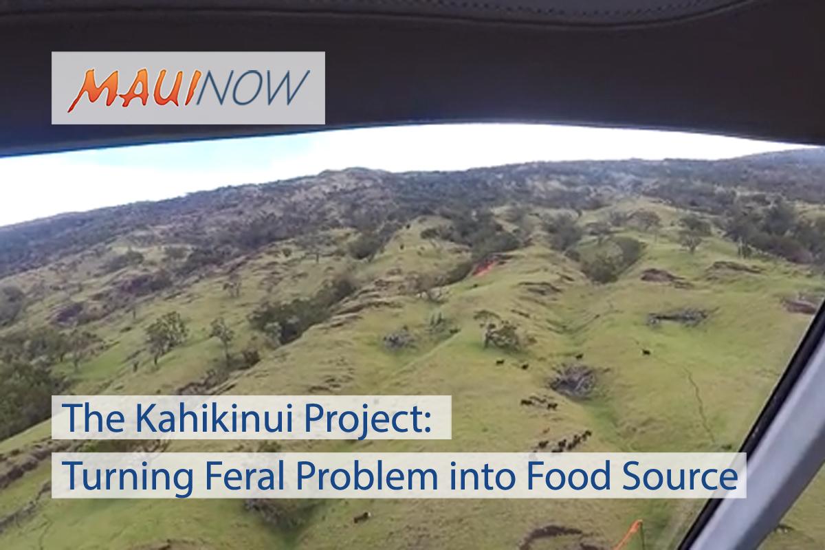 The Kahikinui Project on Maui Launches Kickstarter Campaign
