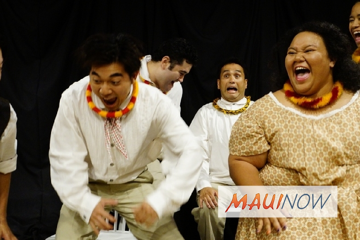 Kumu Kahua Theatre's Production of Wild Birds at MACC
