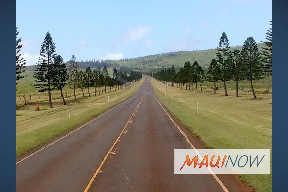 Meeting on Proposed Lānaʻi City Country Town Business District Scheduled