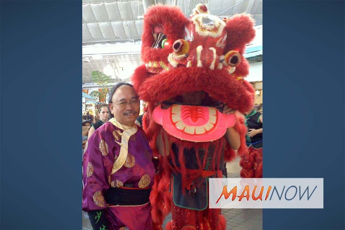 Chinese New Year at Lahaina Cannery Mall