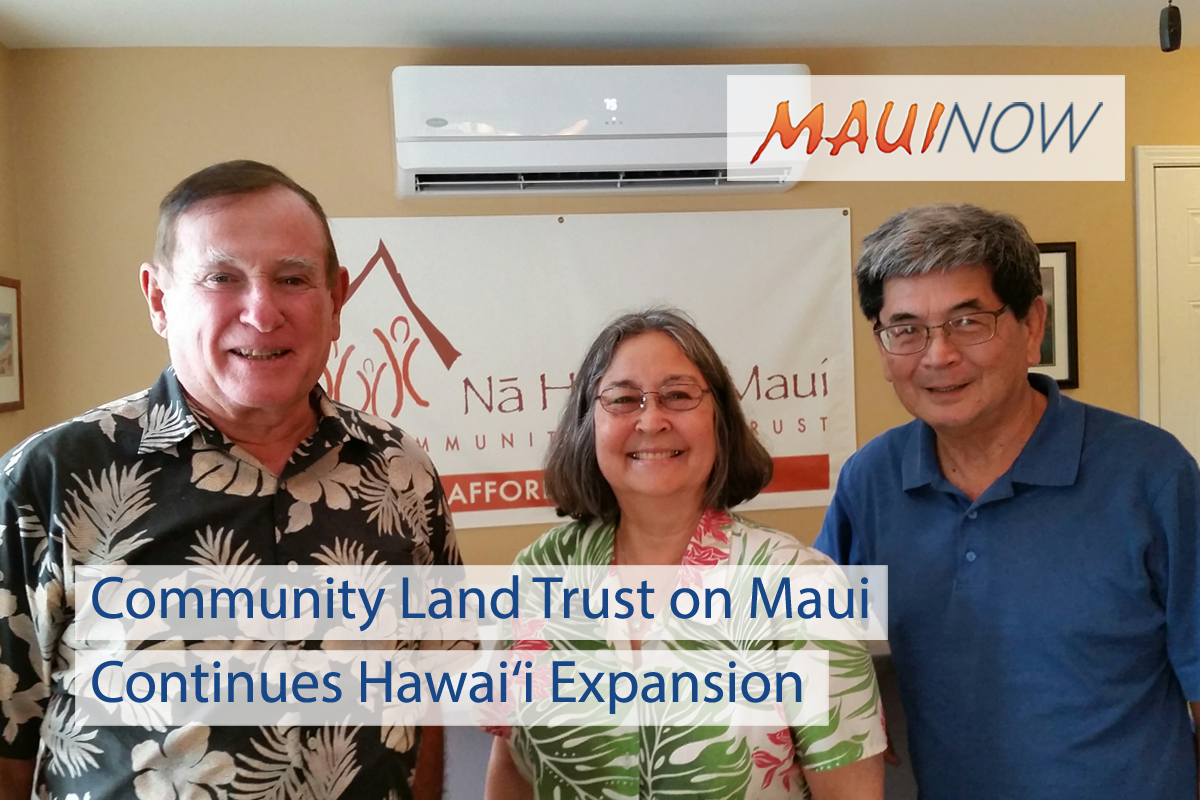 Nā Hale o Maui Mentors Land Trusts on Hawai'i Island and Kaua'i