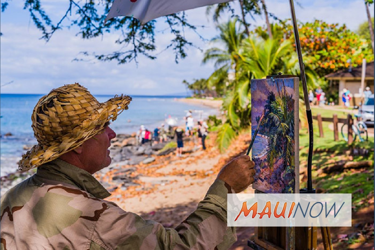 Maui Plein Air Painting Invitational to Offer Free Educational Events