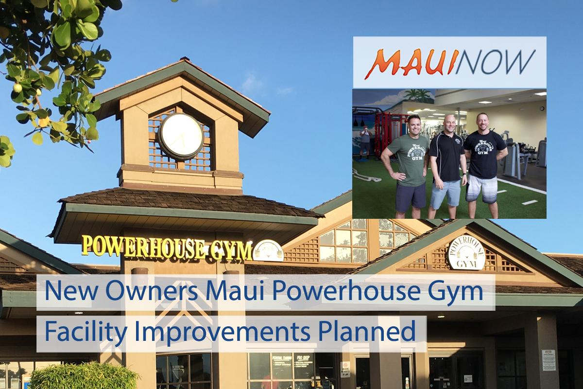 Maui Powerhouse Gym Under New Ownership