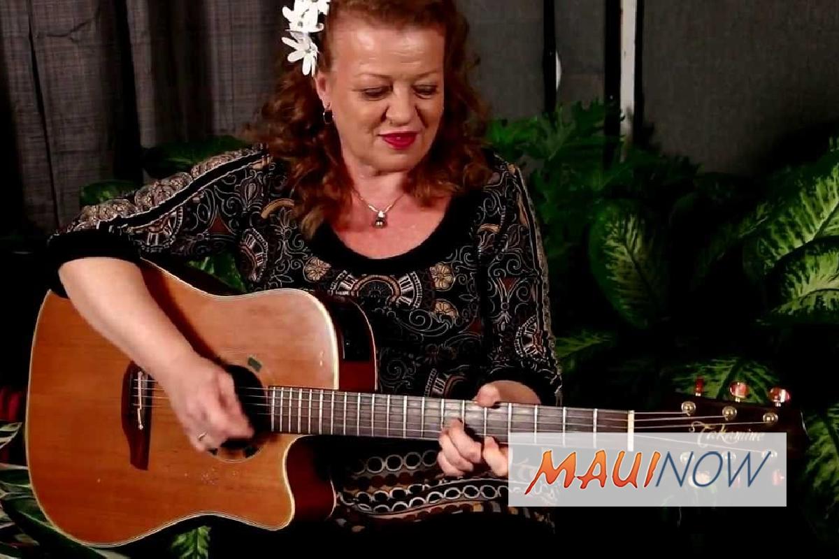 Robi Kahakalau Headlines Free Concert in Lahaina