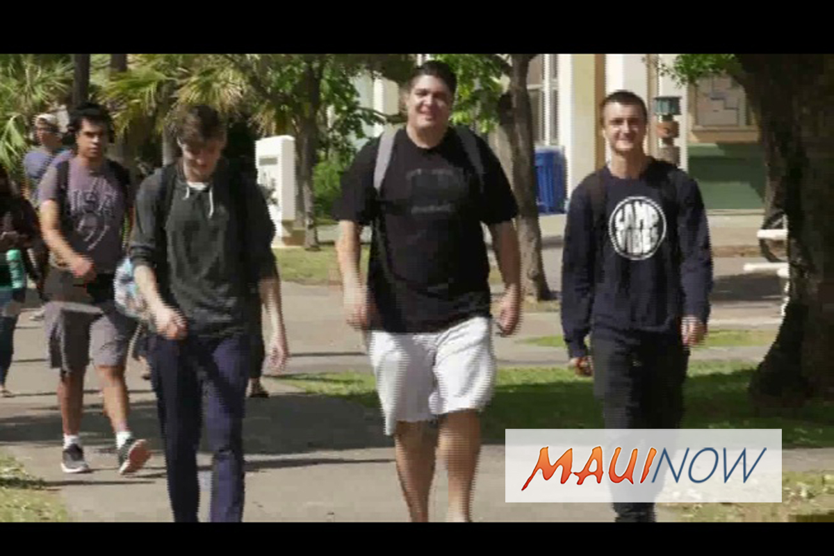 """Stopped Out"" UH Maui Student Returns to Finish Degree"
