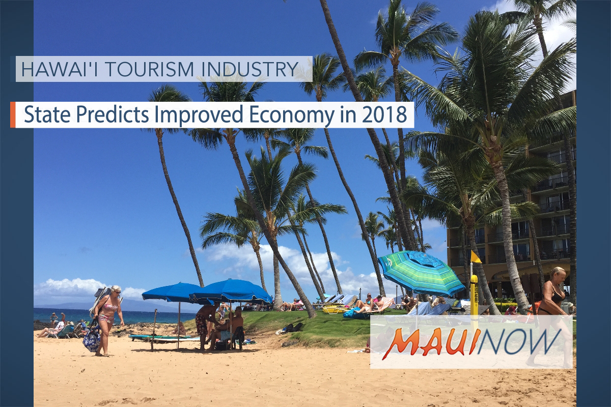 State Predicts Improved Economy in 2018