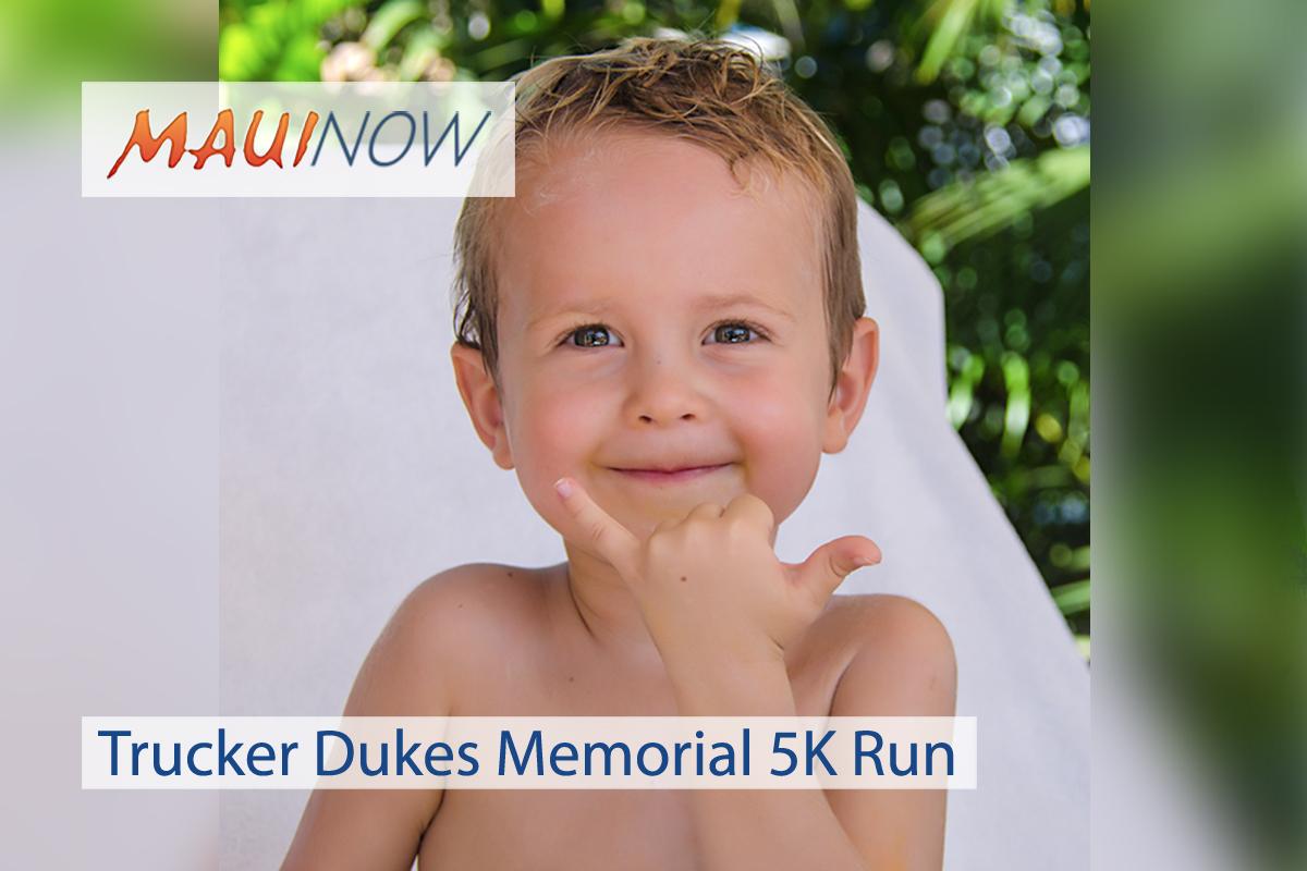 Trucker Dukes Memorial 5K Run and 1-Mile Walk