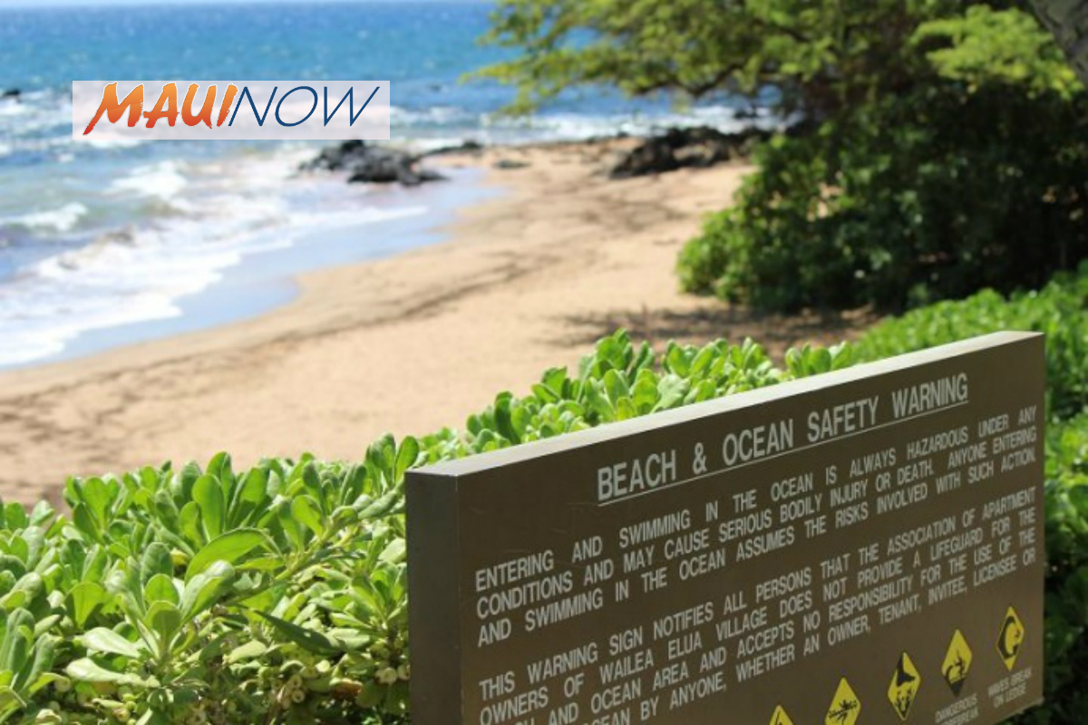 Scuba Diver Dies in Apparent Drowning at Wailea