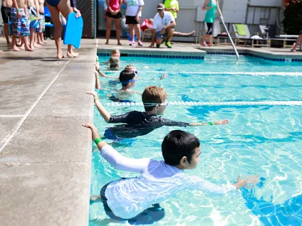 Kids' Triathlon Open to Public at YMCA