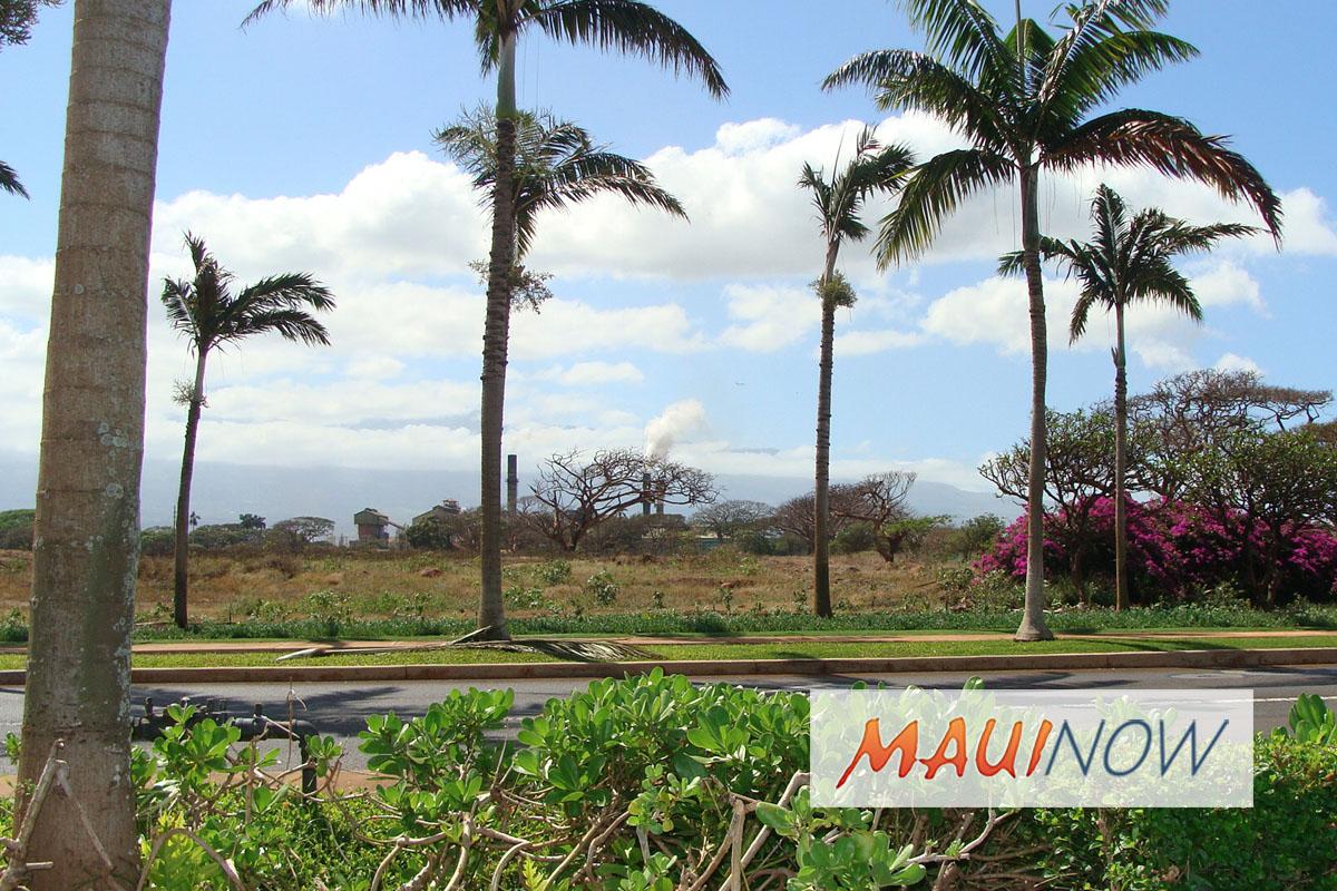 Groundbreaking for Maui's New Ho'okele Shopping Center