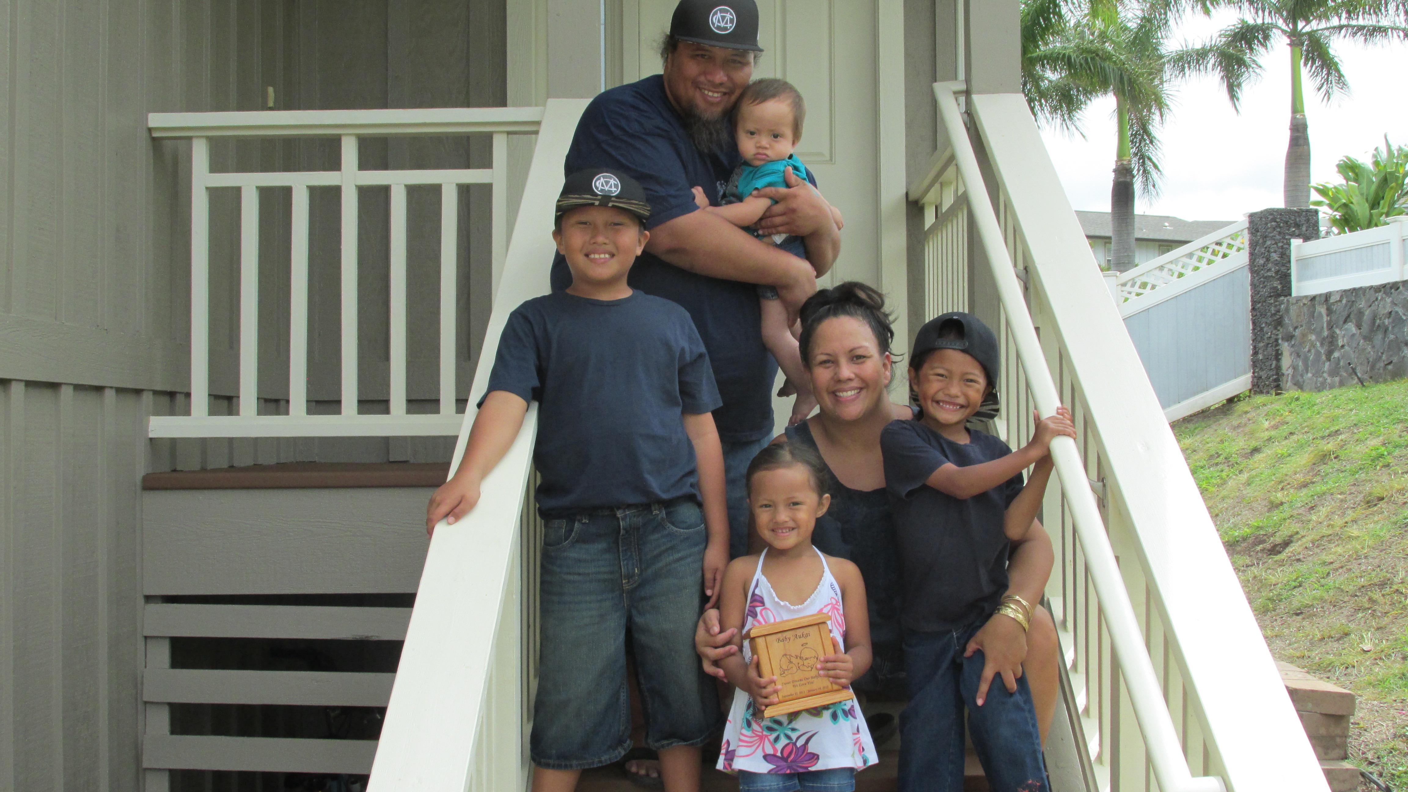 Maui Now : Nā Hale O Maui Places 35th Family in Affordable Home