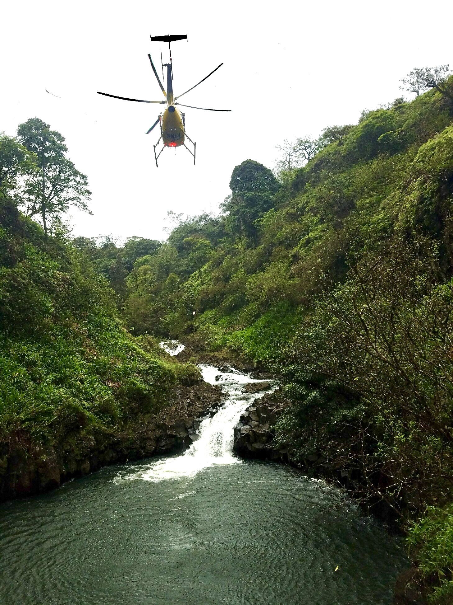 Body of Oʻahu Man Recovered From East Maui Stream