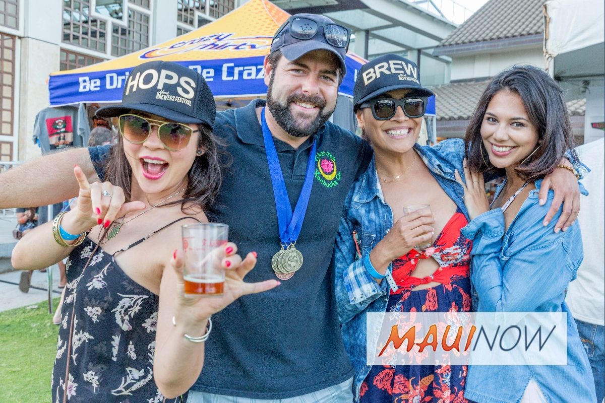 Tickets on Sale for 10th Annual Maui Brewers Festival