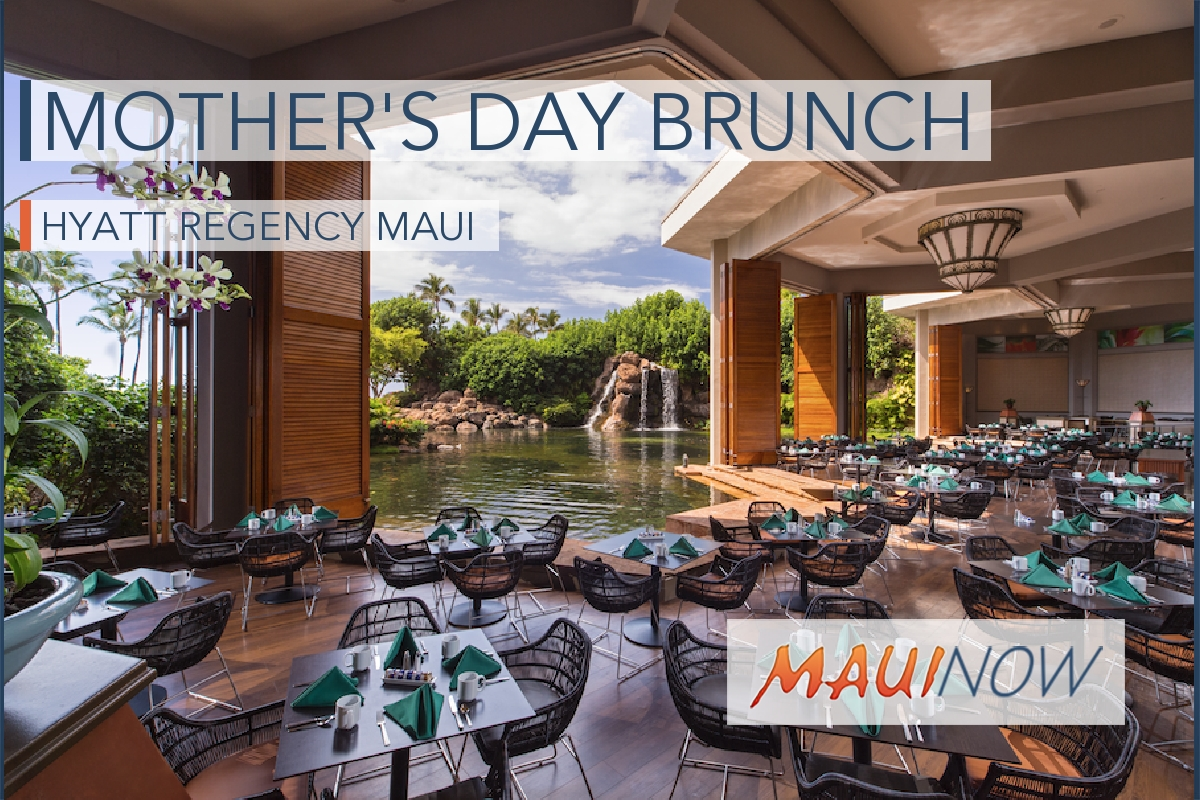 Lavish Mother's Day Brunch at Hyatt Regency Maui