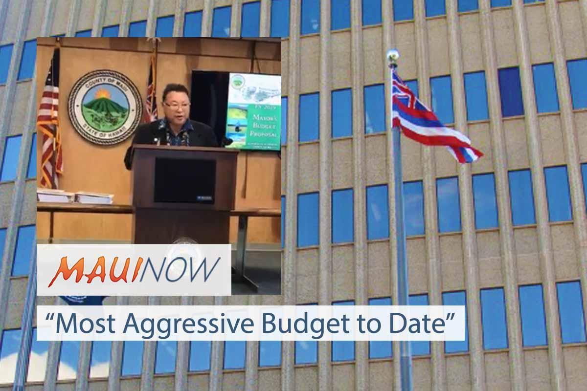 "Arakawa Unveils ""Most Aggressive Budget"" to Date"