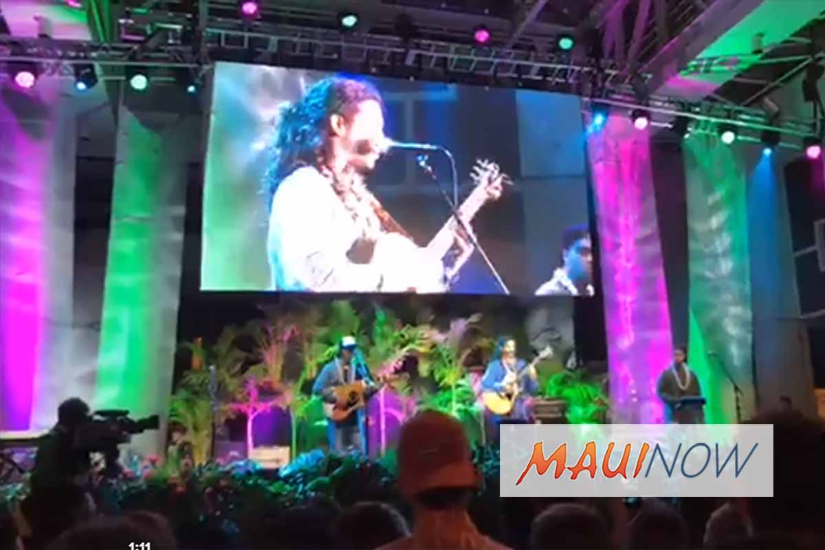 Maui Students Call for Action on Gun Violence at Concert for Our Lives