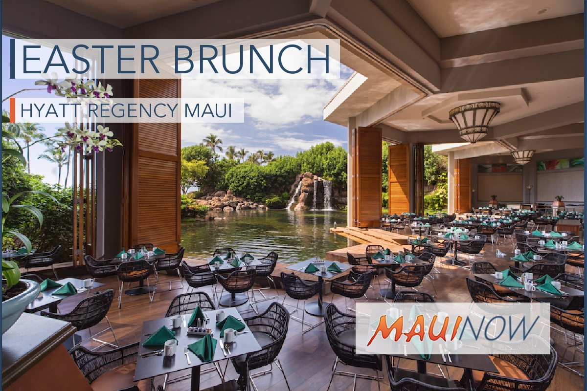 Special Easter Brunch at Hyatt Regency Maui