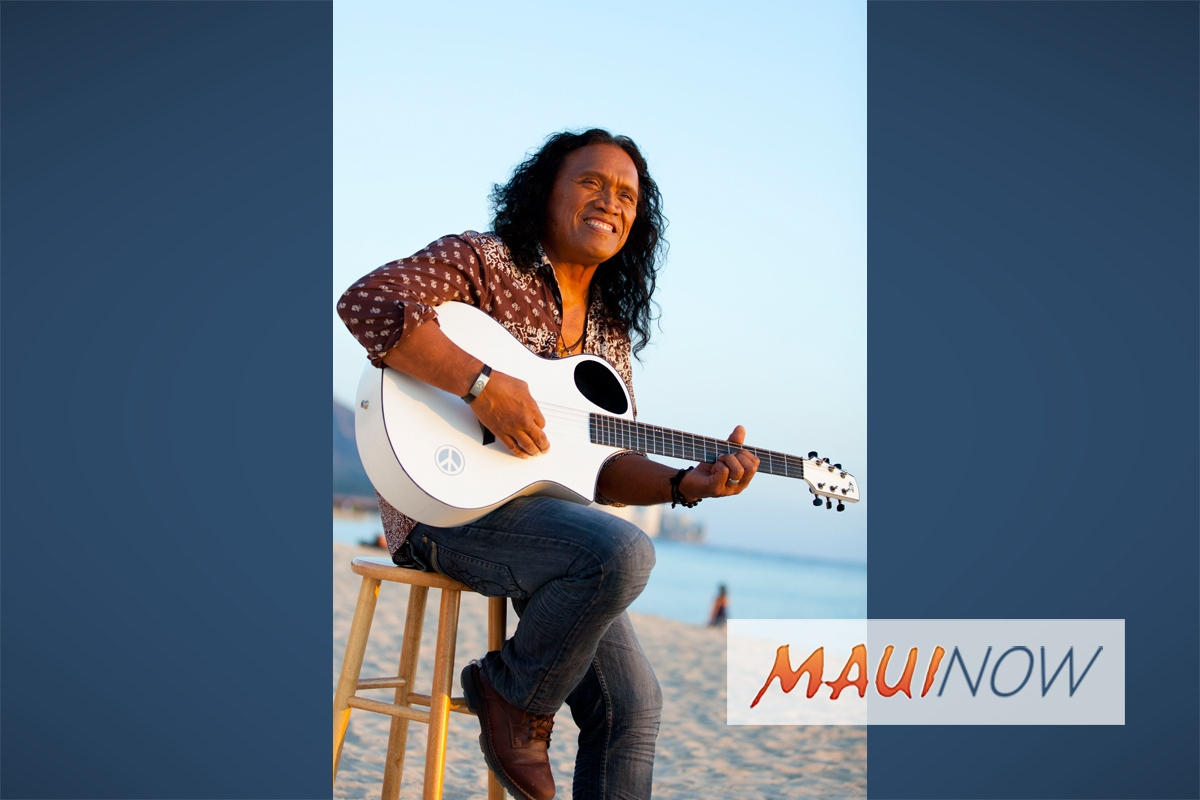 Concerts at The Shops Presents Henry Kapono, April 18