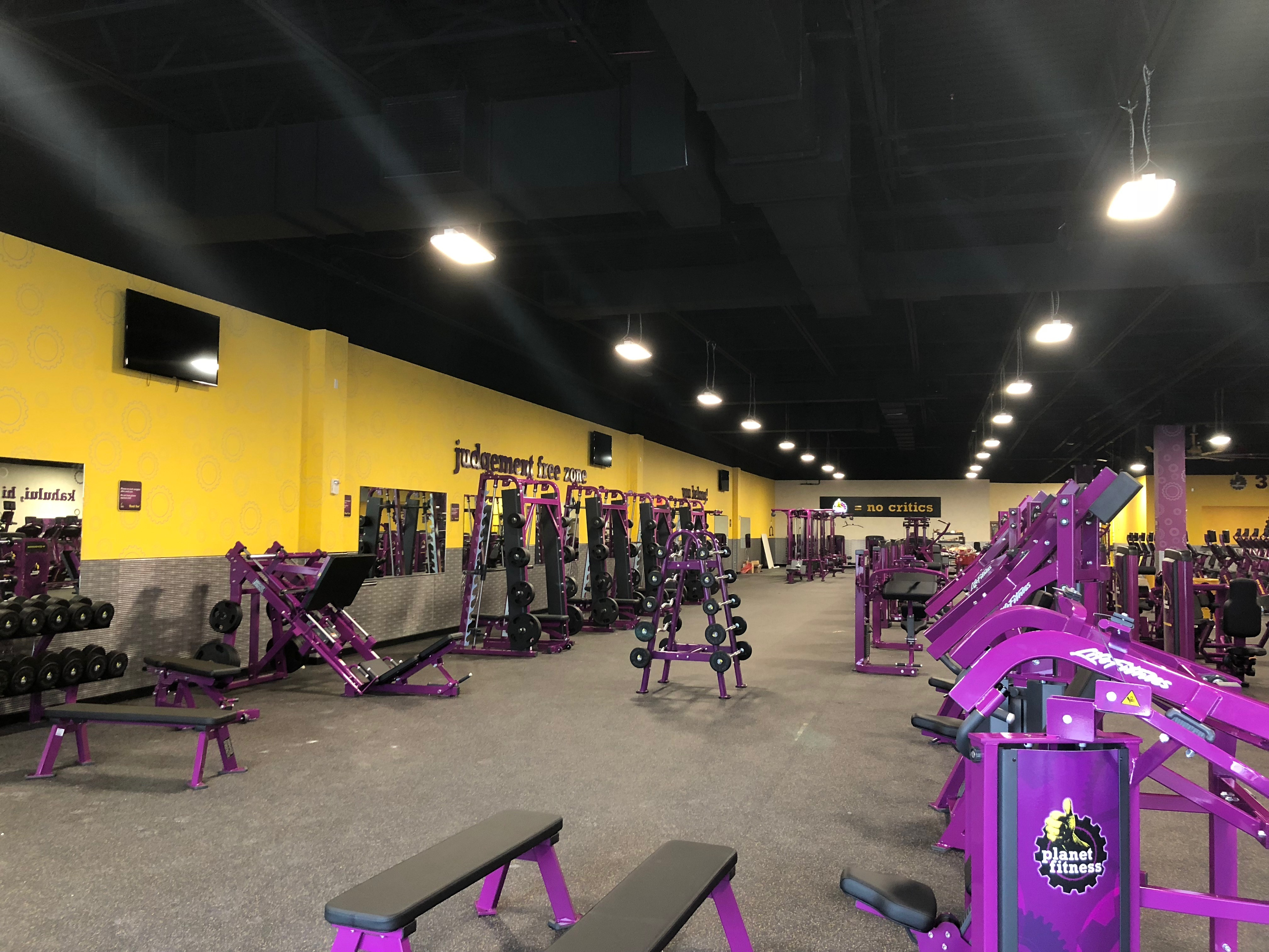 maui now : planet fitness to open this week in kahului
