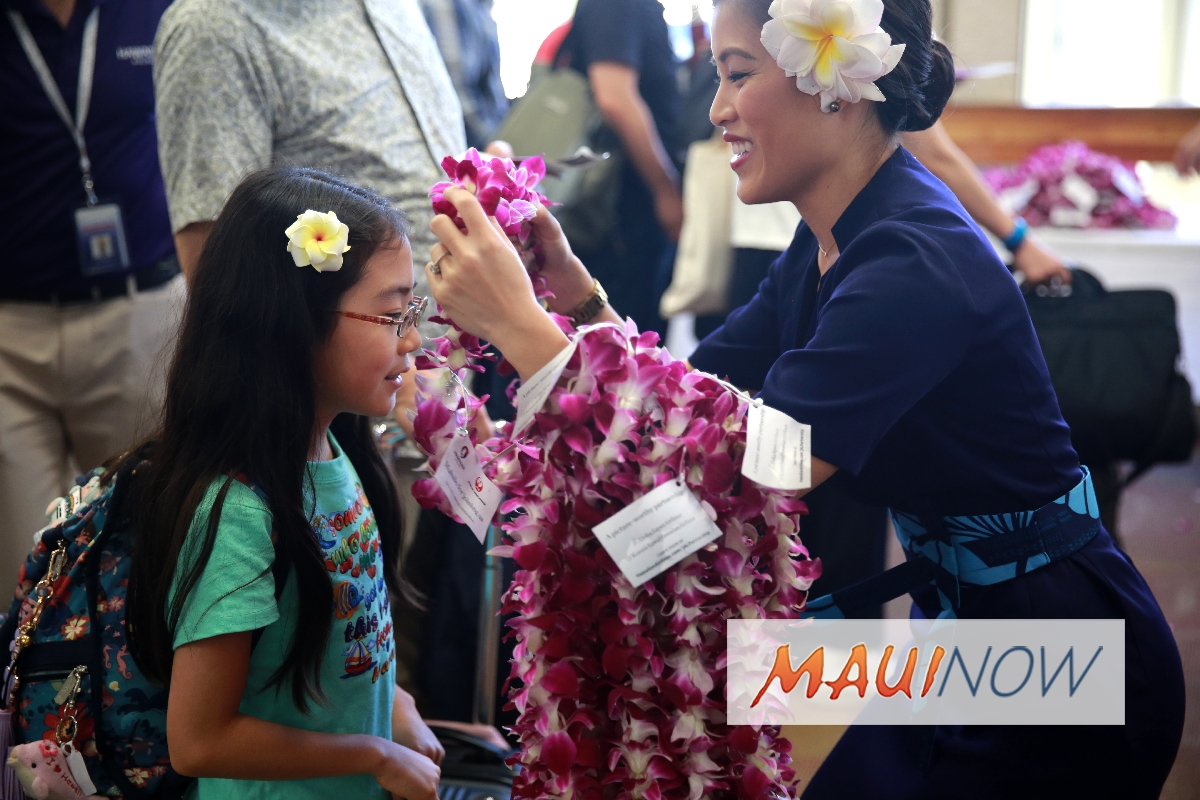 Hawaiian Airlines and Japan Airlines Commence Codeshare Ticket Sales