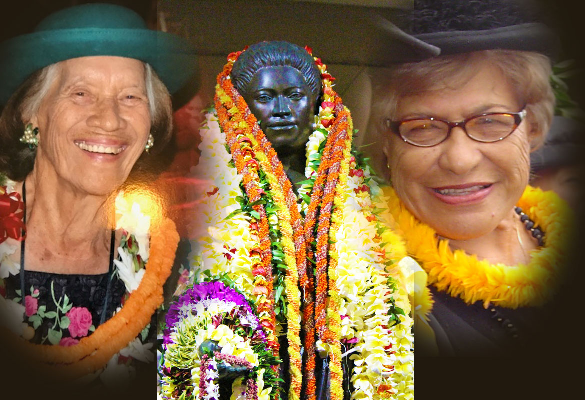 Royal Society to Honor Two Maui Women