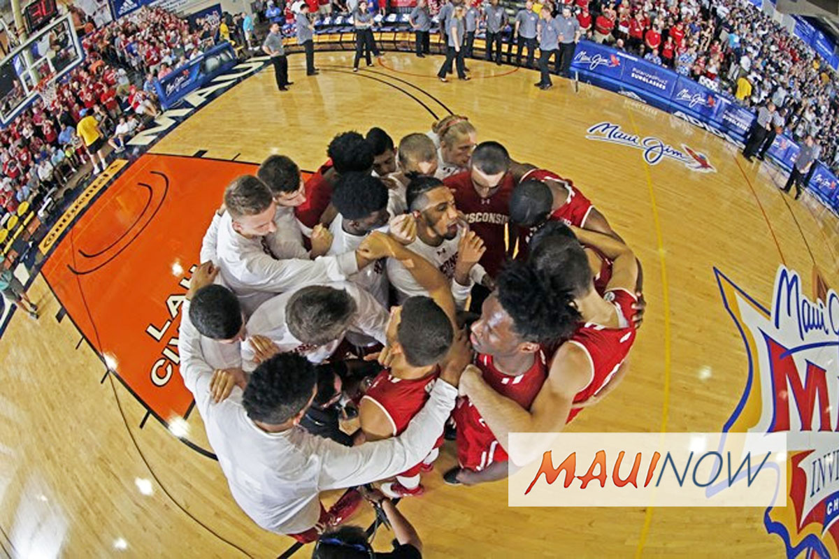 Maui Jim Maui Invitational Announces 2019 Mainland Schedule
