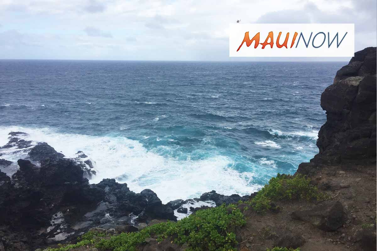 "Montana Man Dies, Teen Daughter Rescued at ""Olivine Pools"" on Maui"