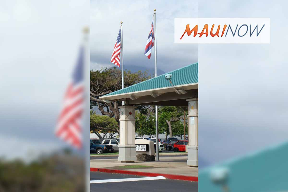 Maui 2018 Real Property Assessment Notices Mailed