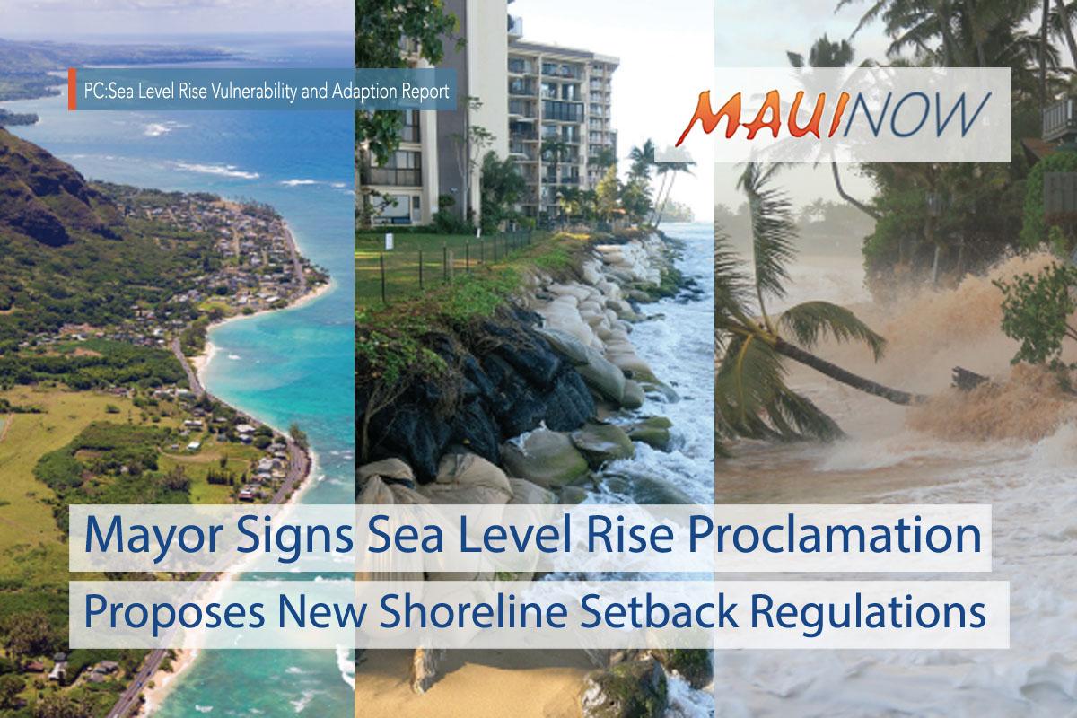 Mayor Arakawa Proposes New Shoreline Setback Regulations