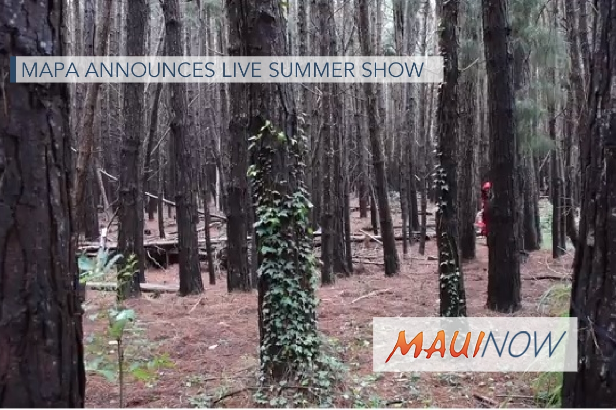 MAPA Announces Live Summer Show