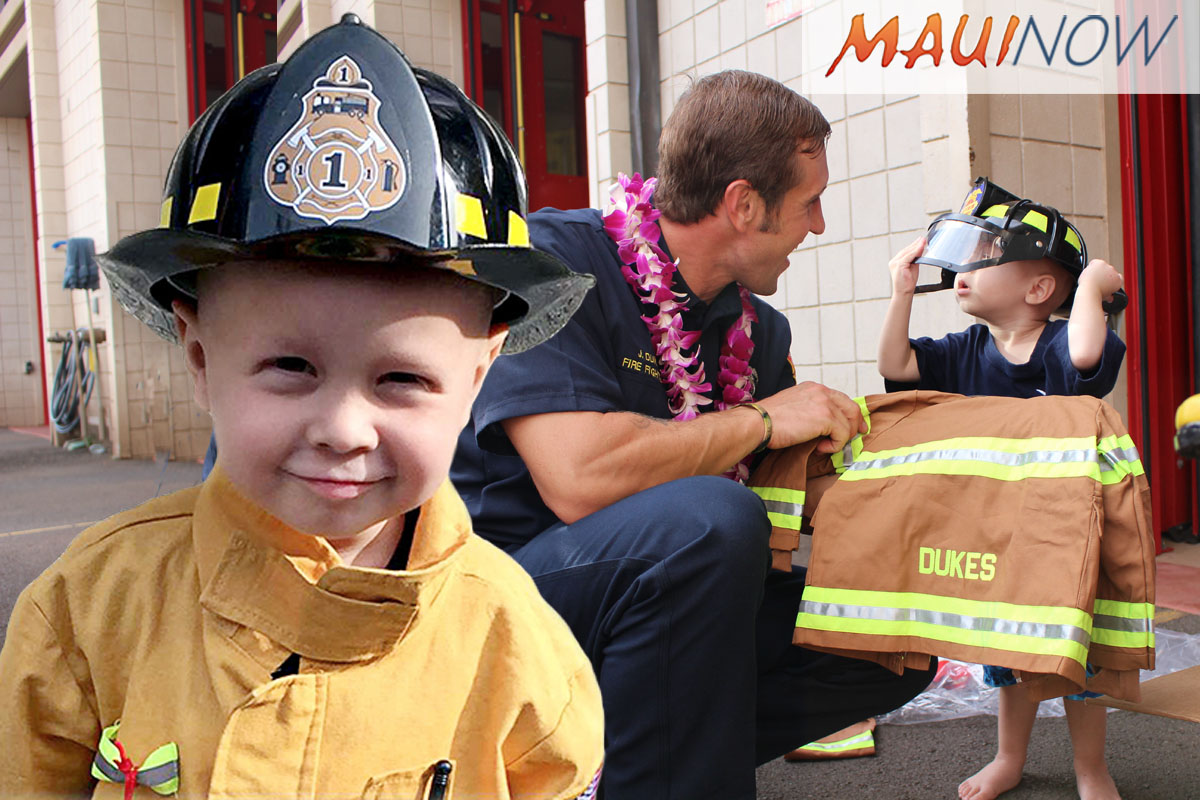 Trucker Dukes' Week: Events Held in Honor of Maui Boy