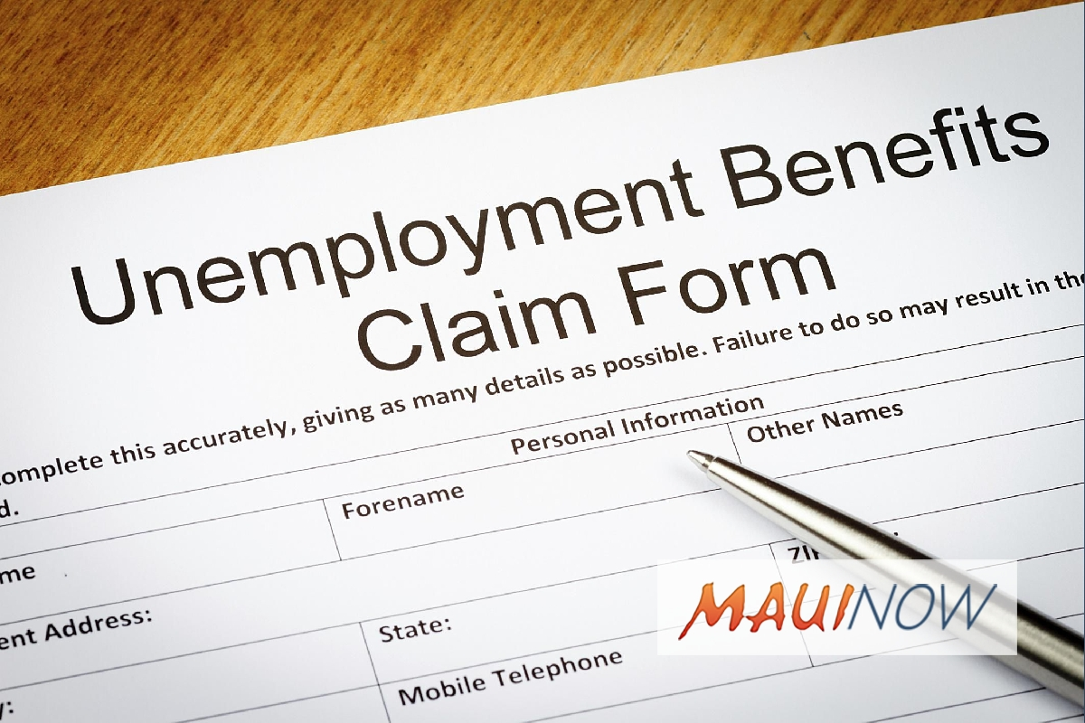 Maui County Unemployment Rate at 2.3%